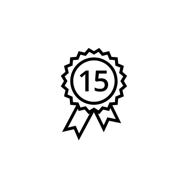 Garanzia Sungrow SG110CX per 15 anni