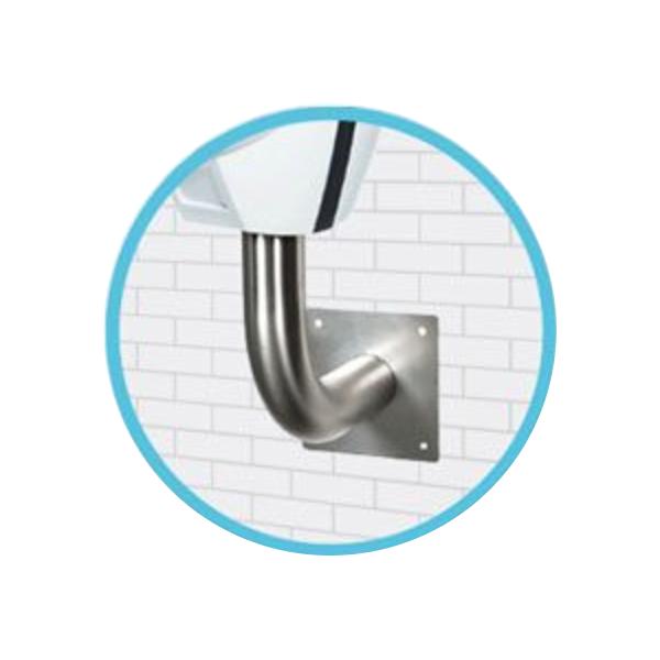 EVBox BusinessLine supporto montaggio a parete