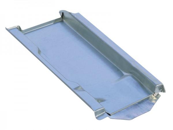 Marzari piastra per tetto in metallo, tipo Ton 220, zincata