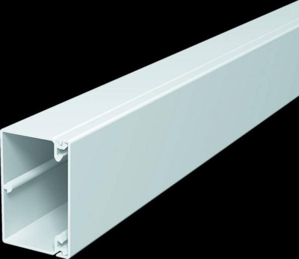 Canalina per cavi 40x60 mm, bianco puro, VPE 24.0 m