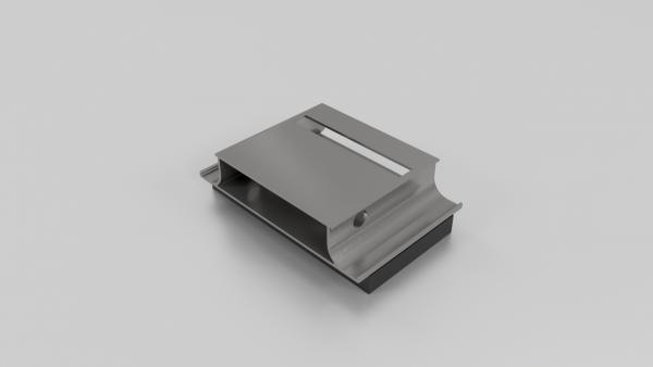 PMT EVO 2.0 raccordo per guide, 75 mm, 52215-1374