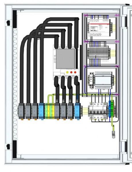 Protezione HIS NA HNA-0134-0-B002 / 135 kVA 200A