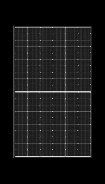 LONGi 60HIH-365M, black frame, Cavo CC 1,2 m