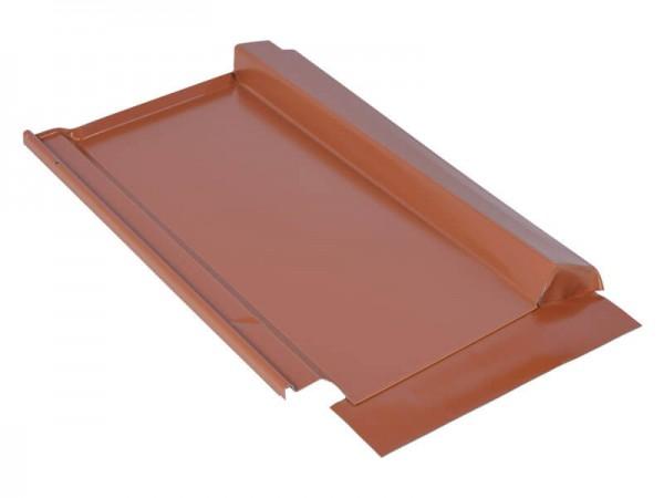 Marzari piastra per tetto in metallo, tipo Ton 270, zincata