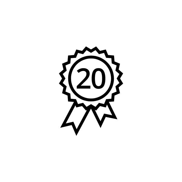 Estensione di garanzia SMA Active Gruppo di prezzo 3 20 anni