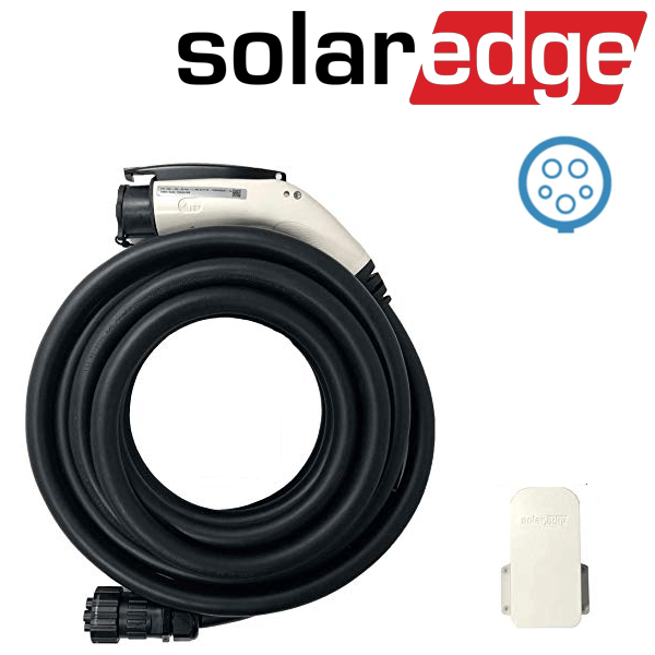 SolarEdge EV cavo di ricarica tipo I 7.6 m