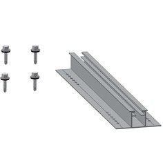 Alumero ponte in lamiera grecata 2.1, lamiera grecata 400 mm