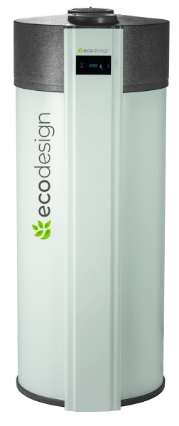 pompa di calore per acqua sanitaria ecodesign ED 300 WT