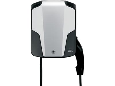 ABL eMH1 Basic 1W2201 22 kW con cavo tipo 2 incl. Interruttore di protezione da correnti di guasto
