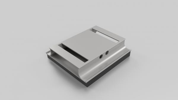 PMT EVO 2.0 raccordo per guide, 127 mm, 52215-1434