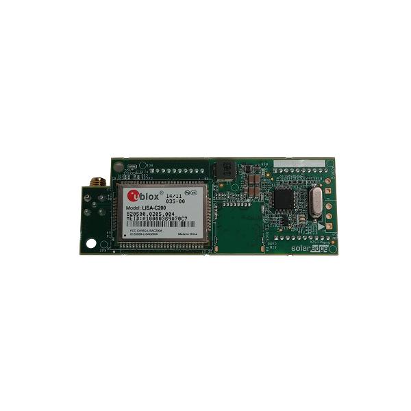 Modulo GSM SolarEdge per inverter monofase con display
