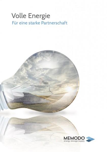 Memodo - Brochure azienda