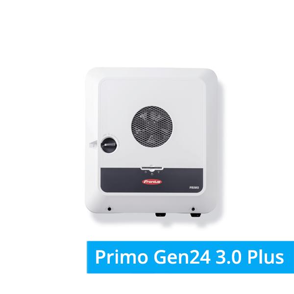 Fronius Primo Gen24 3.0 Plus