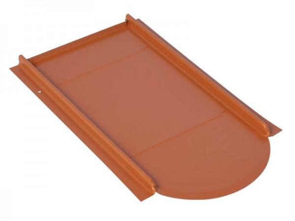 Marzari pannello metallico, tipo vario per tegola piana, rossa
