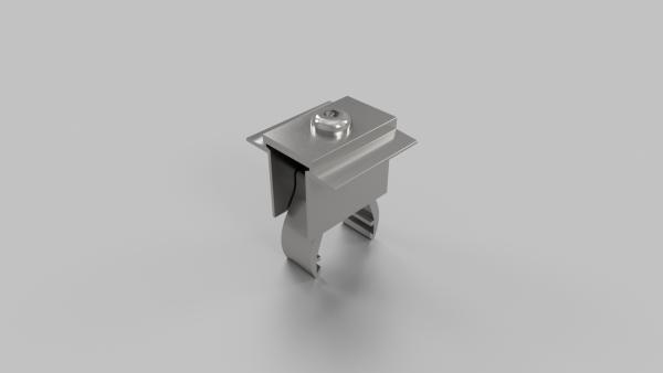 PMT EVO 2.0/Morsetto centrale Flat Direct, 30-50 mm, 52215-0132/-1428