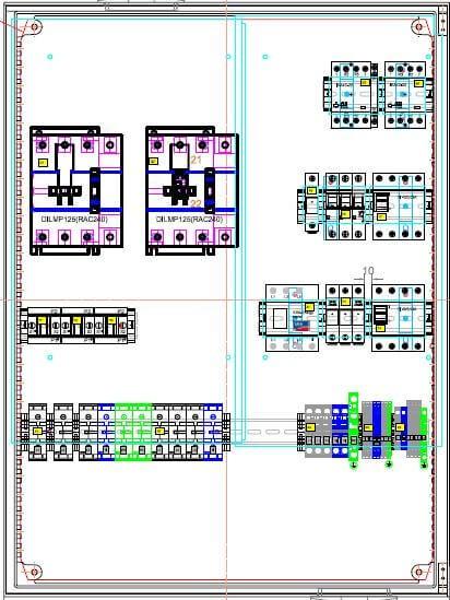 Dispositivo di commutazione Enwitec SMA trifase, Sunny Island Pmax 110 kW