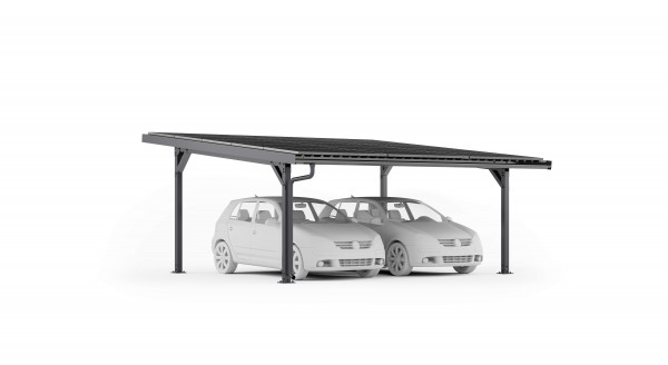 Mounting Systems Solares Carport E-Port Home Double