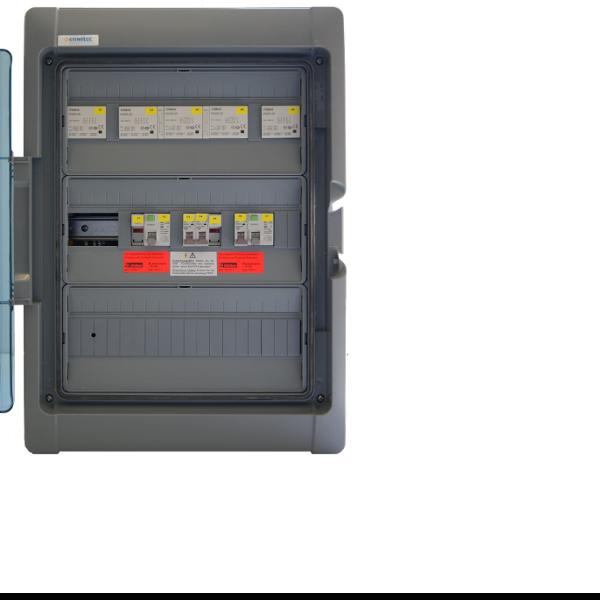 Enwitec Dispositivo di commutazione 1x SMA Sunny Island Pmax 20 kW