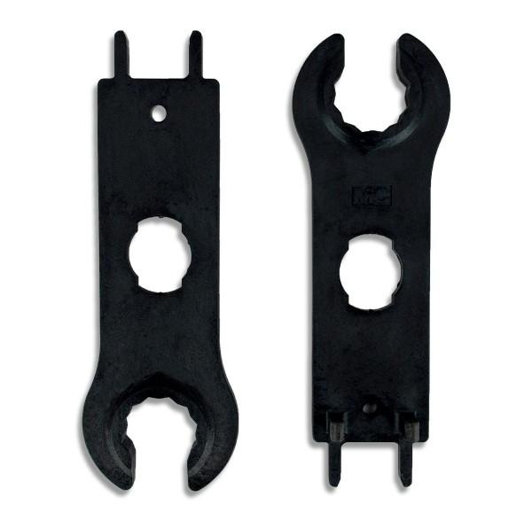 Stäubli MC4 set di attrezzi per il montaggio/chiavi, plastica