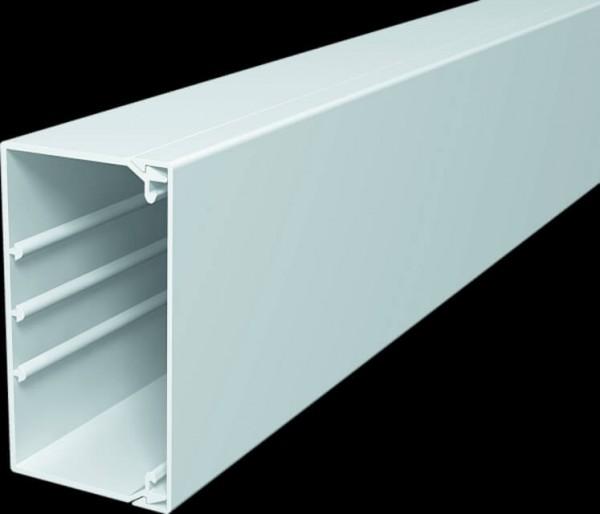 Canalina per cavi 60x110 mm, bianco puro, VPE 16.0 m