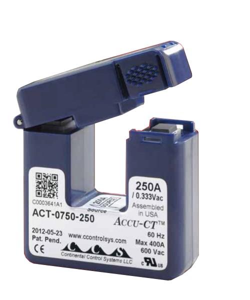 Sensore di corrente SolarEdge tipo 250A SE-ACT-0750-250