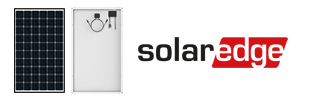 solaredge-module-with-integrated power optimizer