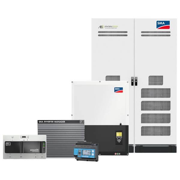 SMA sistema di accumulo energetico TS70