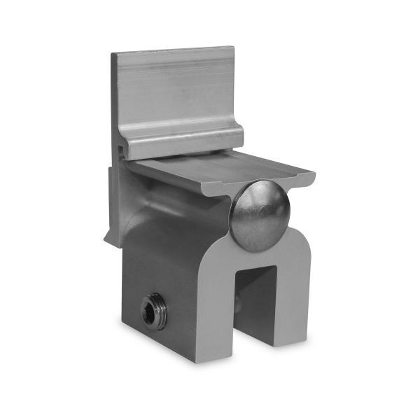 K2 Single SeamClamp CFx profili a cucitura angolare e a scatto