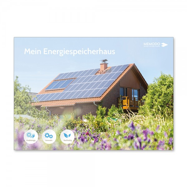 Memodo - brochure vendita (100 pezzi)