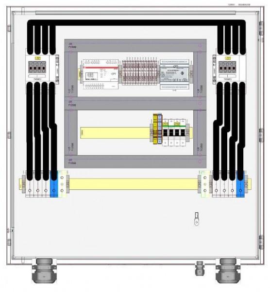 Protezione HIS NA HNA-077-0-B001 / 77 kVA 110A