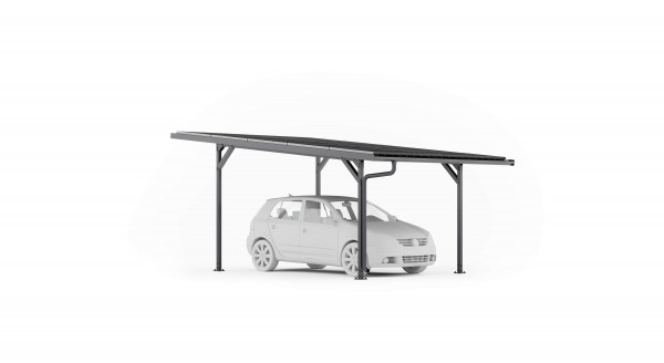 Mounting Systems Solares Carport E-Port Home Single