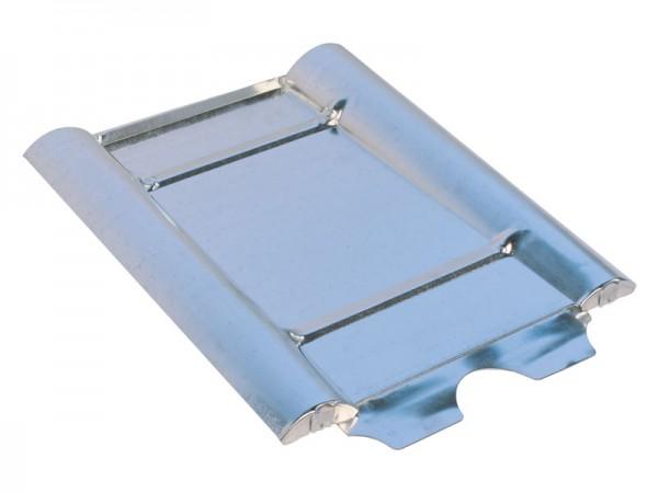 Marzari piastra per tetto in metallo, tipo calcestruzzo, zincata