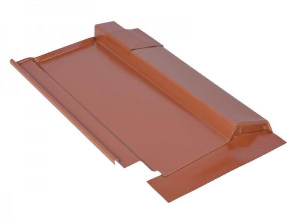 Marzari piastra per tetto in metallo, tipo Grande 280, zincata