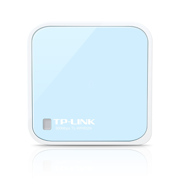 Adattatore nano TP-Link WLAN sulla rete