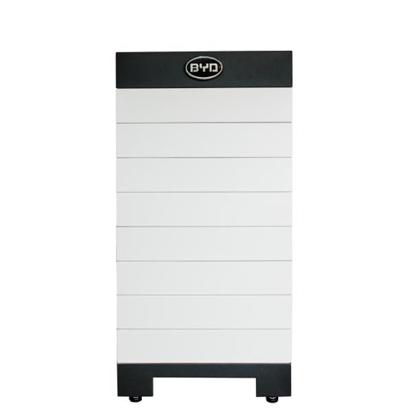 BYD Battery-Box H 10.2 alta tensione