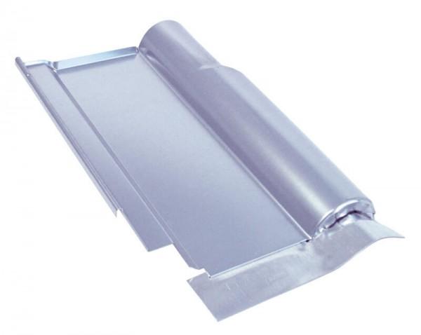 Marzari piastra metallica per tetto tipo Grande 310 lunga, zincata