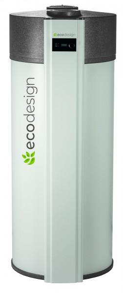 pompa di calore per acqua sanitaria ecodesign ED 400 WT