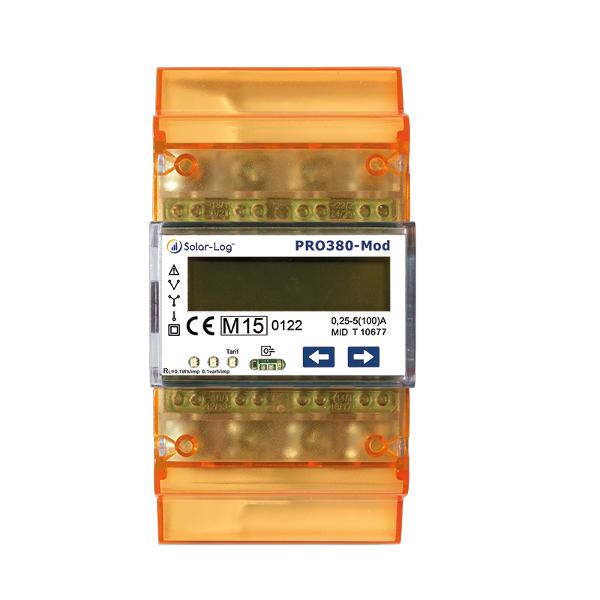 Solar-Log Pro 380 RS485 Misurazione diretta